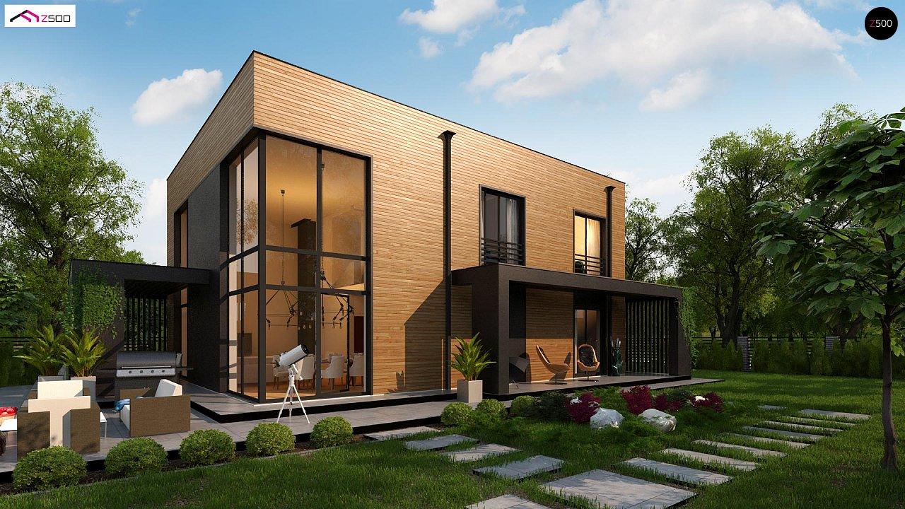 Проект дома Zx93 - 1