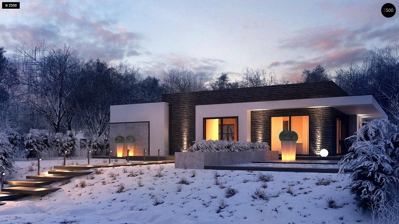 Проект будинку Zx96 - 1