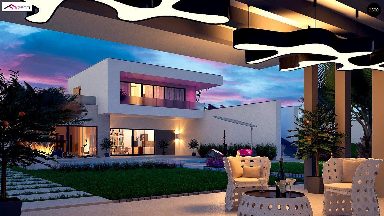 Проект будинку Zx98 - 1