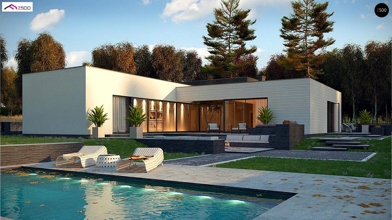Проект будинку Zx99 - 1