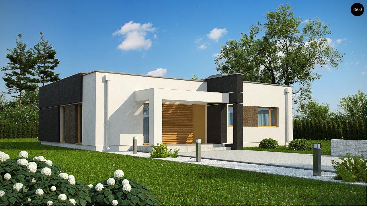 Проект будинку Zx105 B - 1