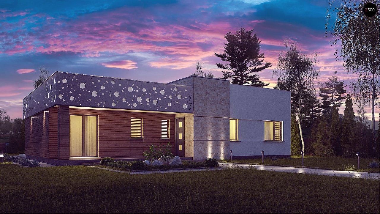 Проект будинку Zx115 - 1