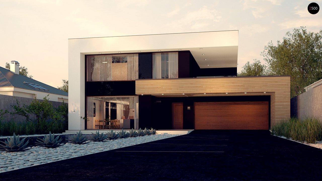 Проект будинку Zx123 GP2 - 1