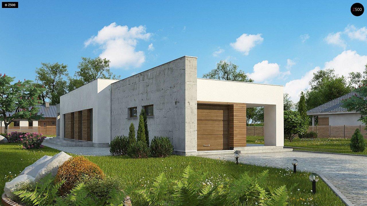 Проект будинку Zx129 - 1