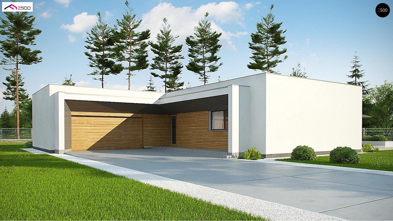 Проект будинку Zx135 - 1