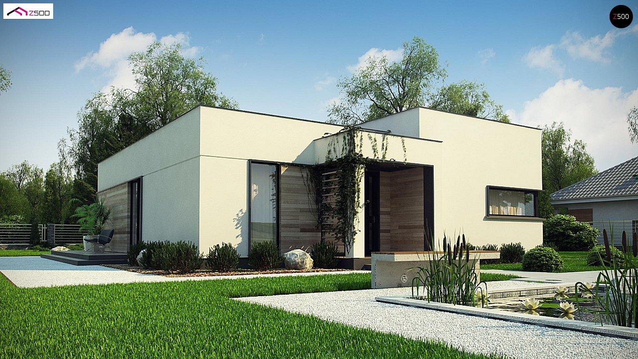 Проект будинку Zx138 - 1