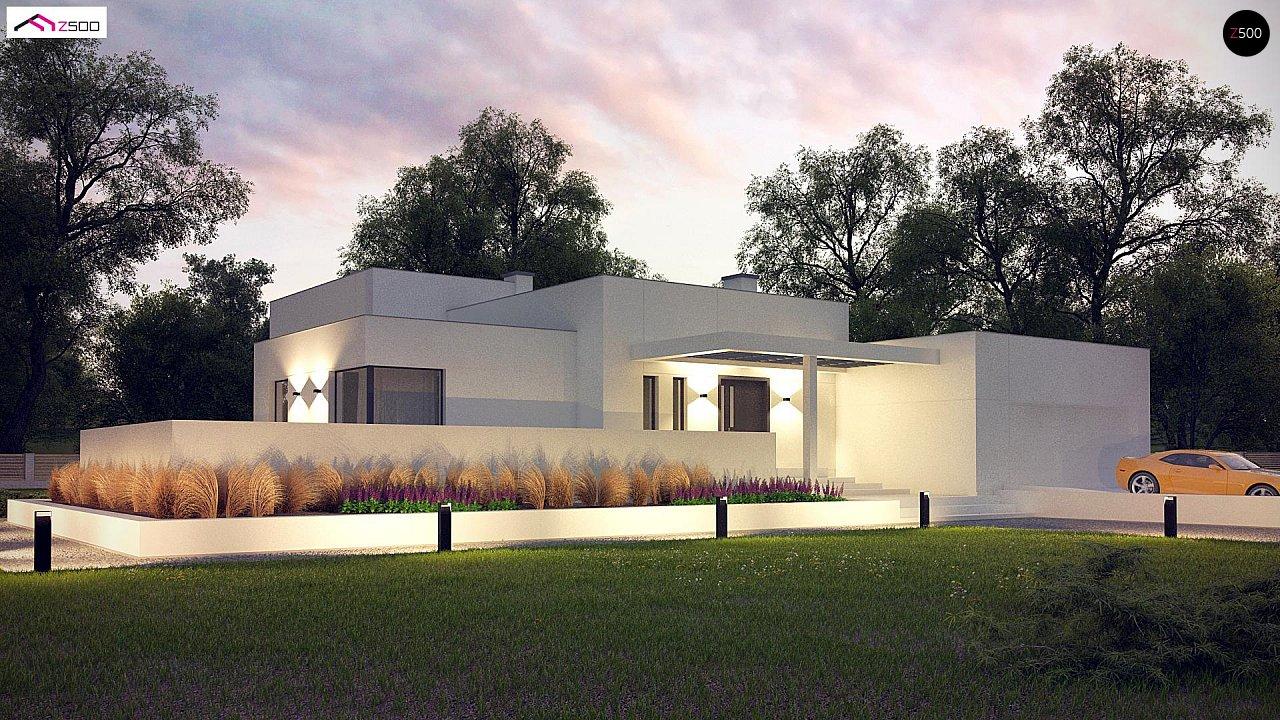 Проект будинку Zx140 - 1