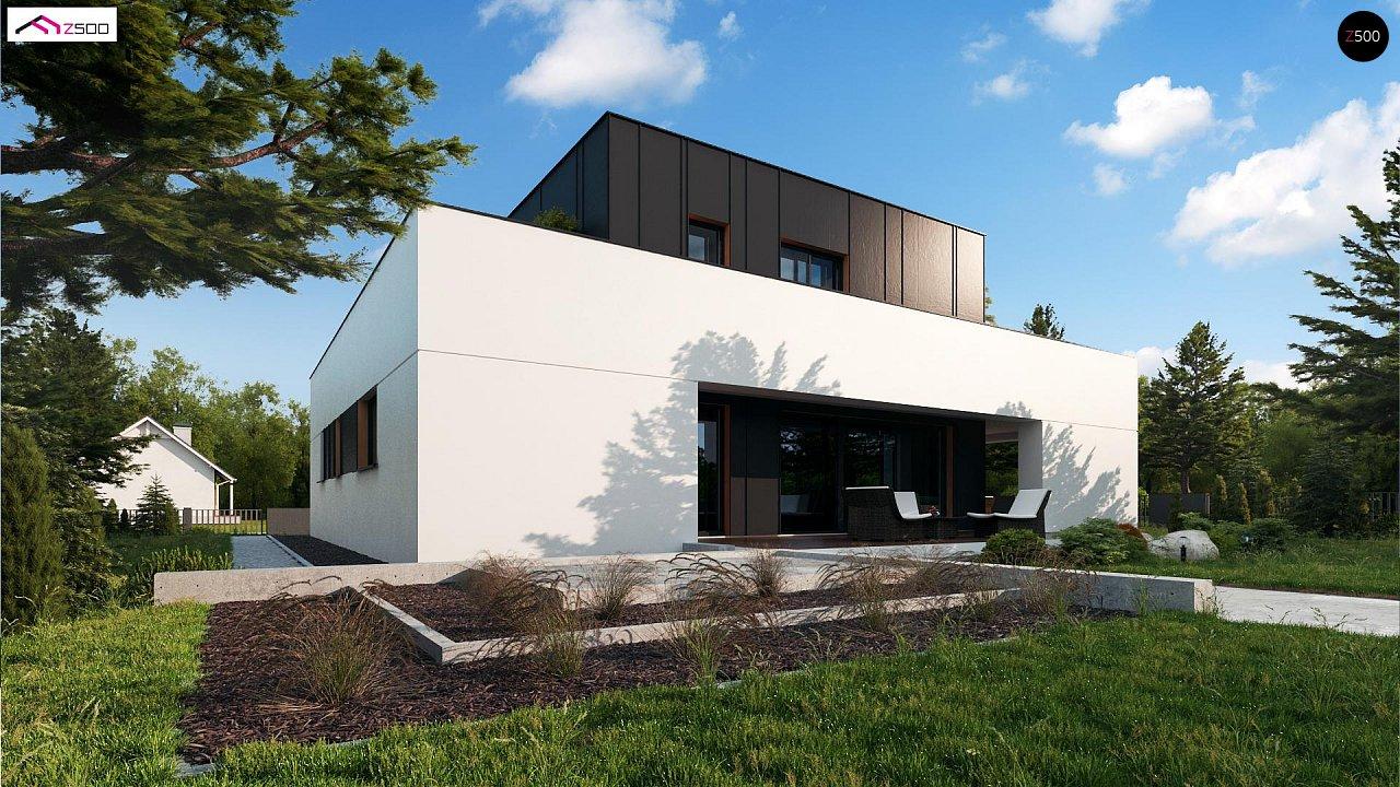 Проект будинку Zx143 - 1