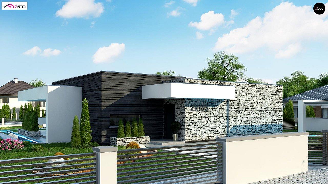 Проект будинку Zx153 - 1