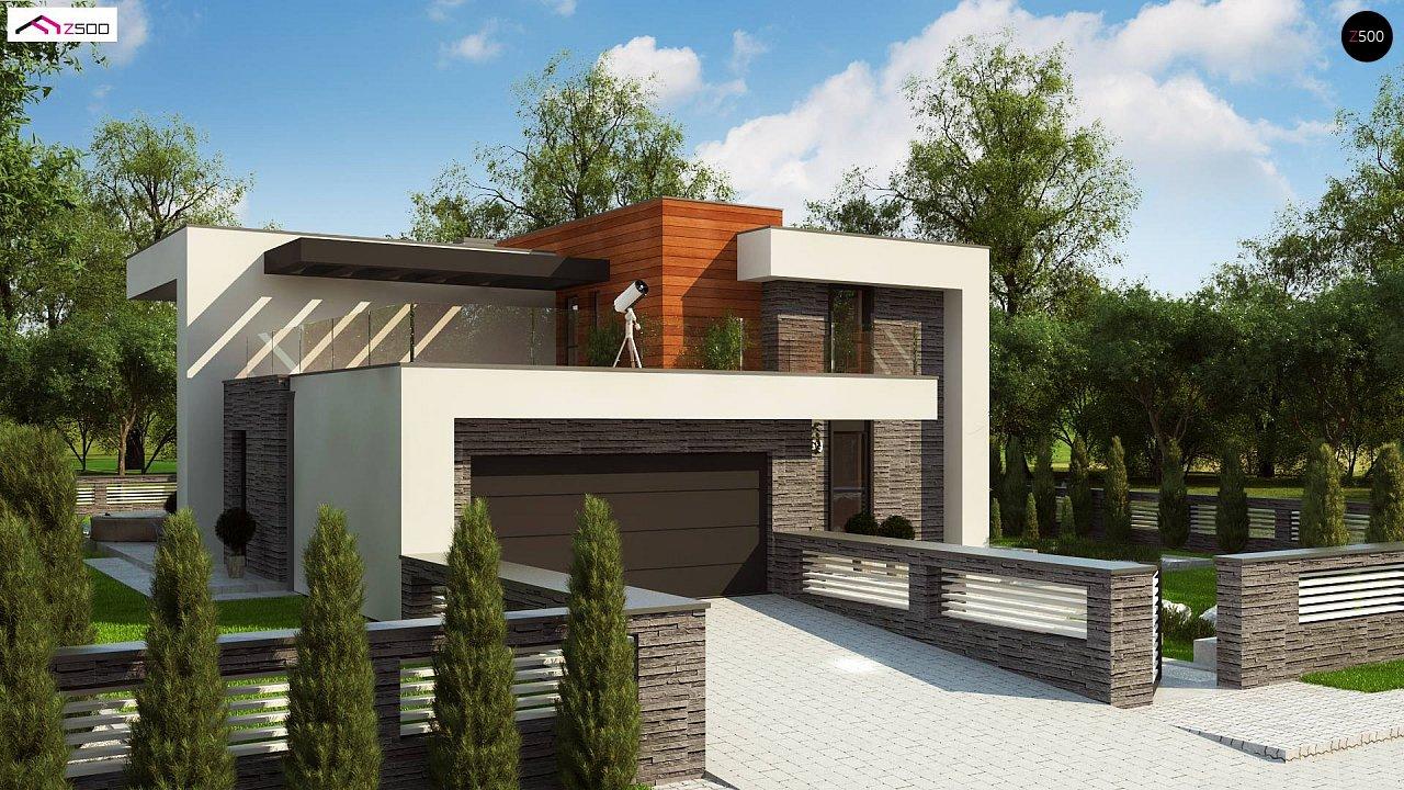 Проект будинку Zx159 - 1