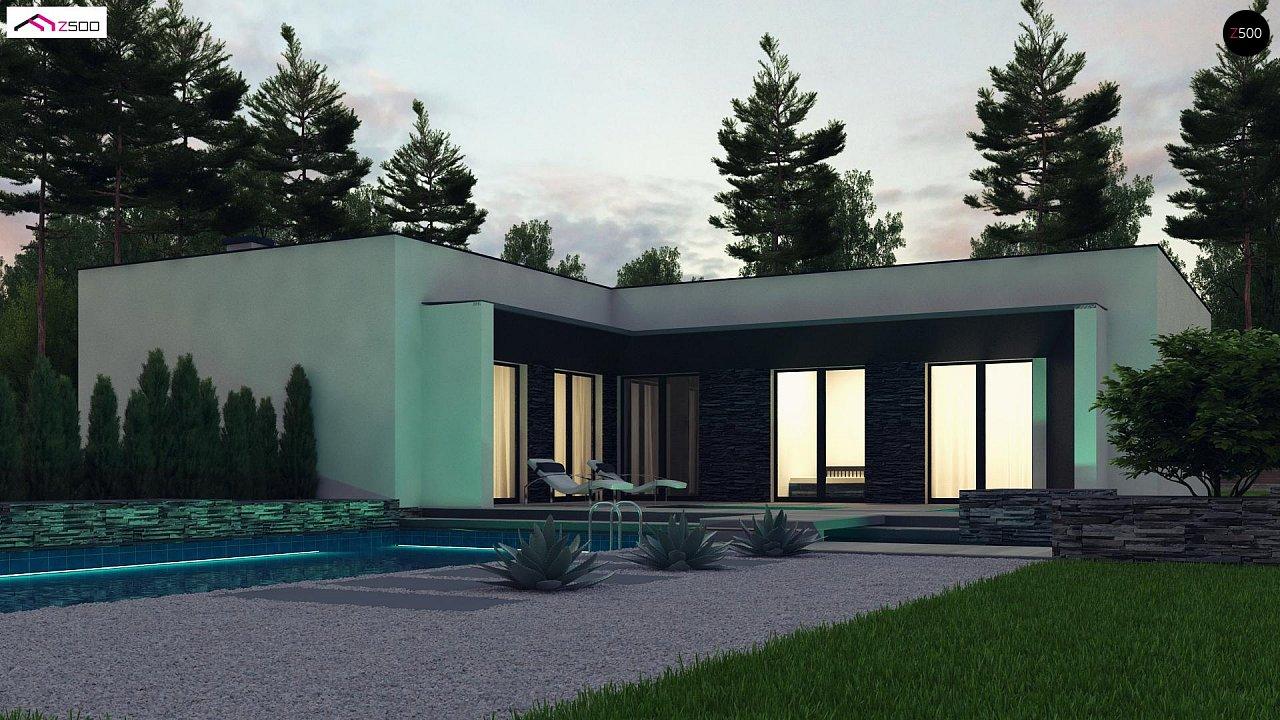 Проект будинку Zx160 - 1