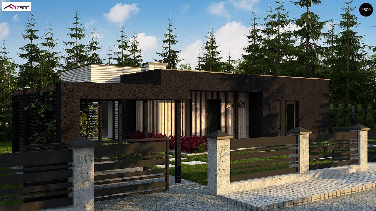 Проект будинку Zx161 - 1