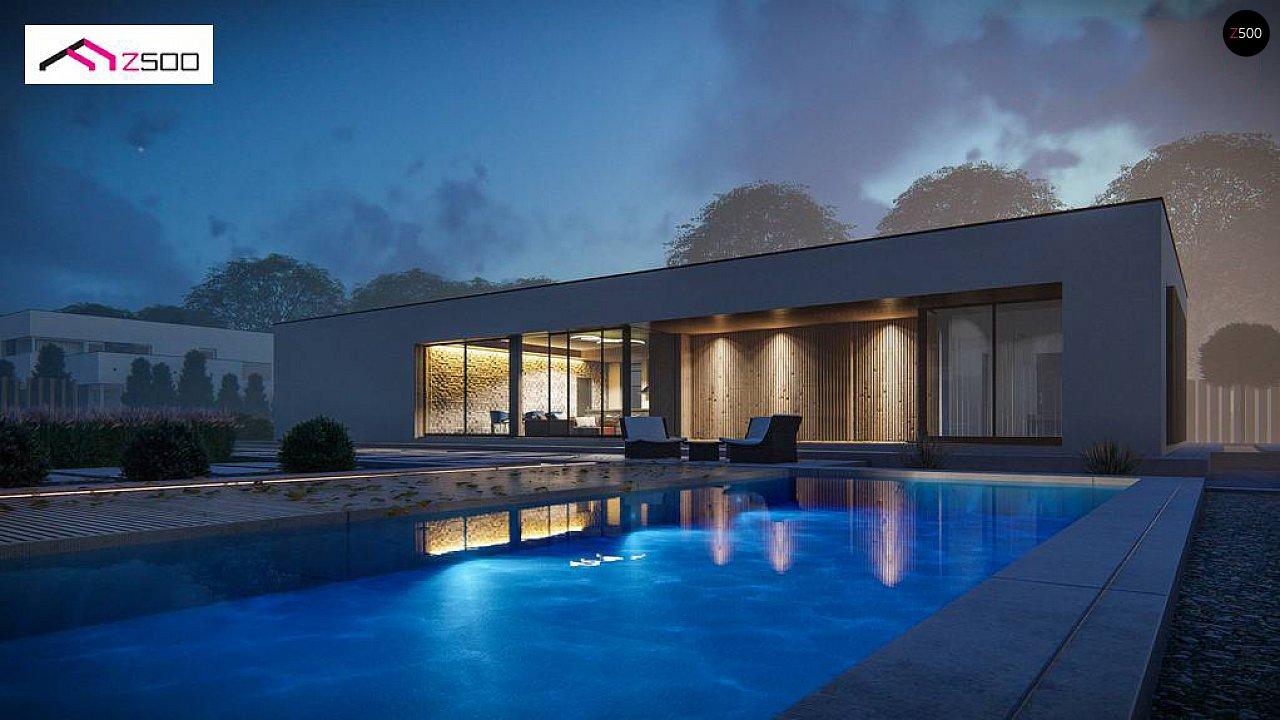 Проект будинку Zx166 - 1