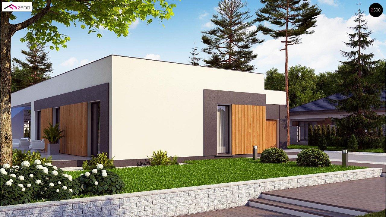 Проект будинку Zx185 - 1