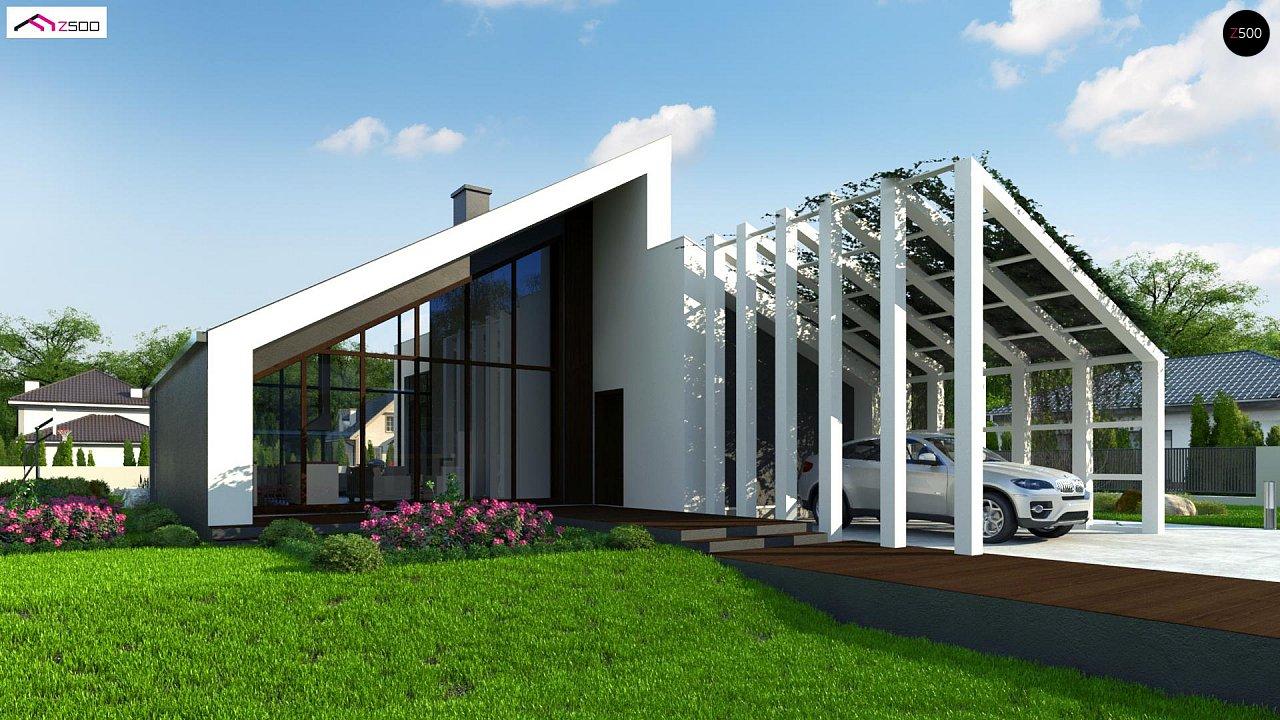 Проект будинку Zx201 - 1