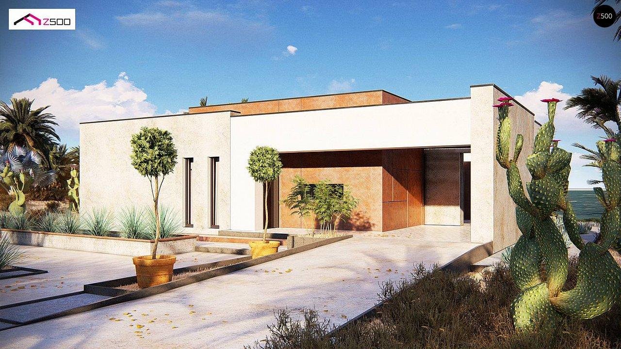 Проект будинку Zx208 - 1