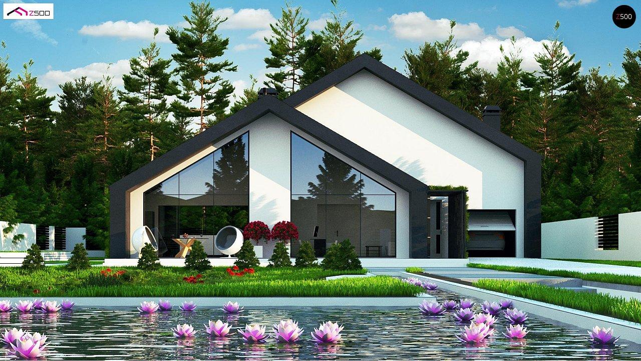 Проект будинку Zx250 - 1