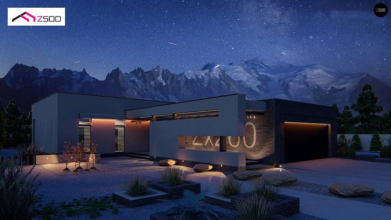 Проект будинку Zx260 - 1