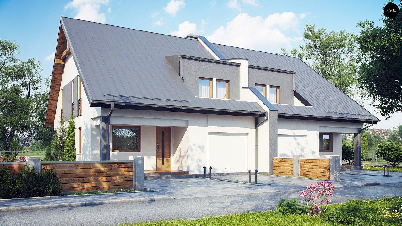 Проект будинку Zb15 - 1