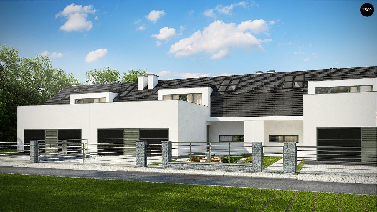 Проект будинку Zb17 - 1