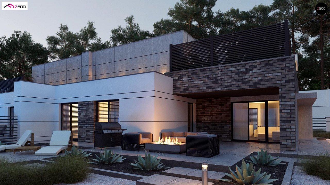 Проект будинку Zb22 - 1