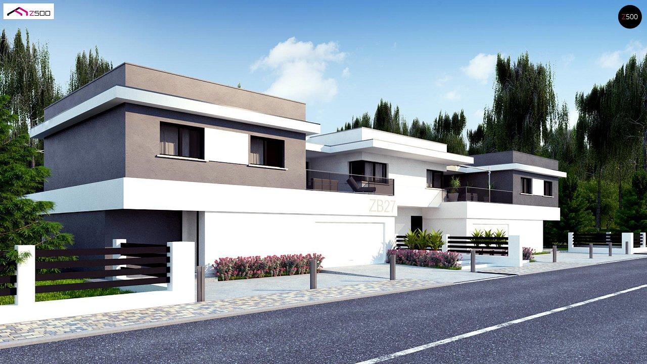 Проект будинку Zb27 - 1