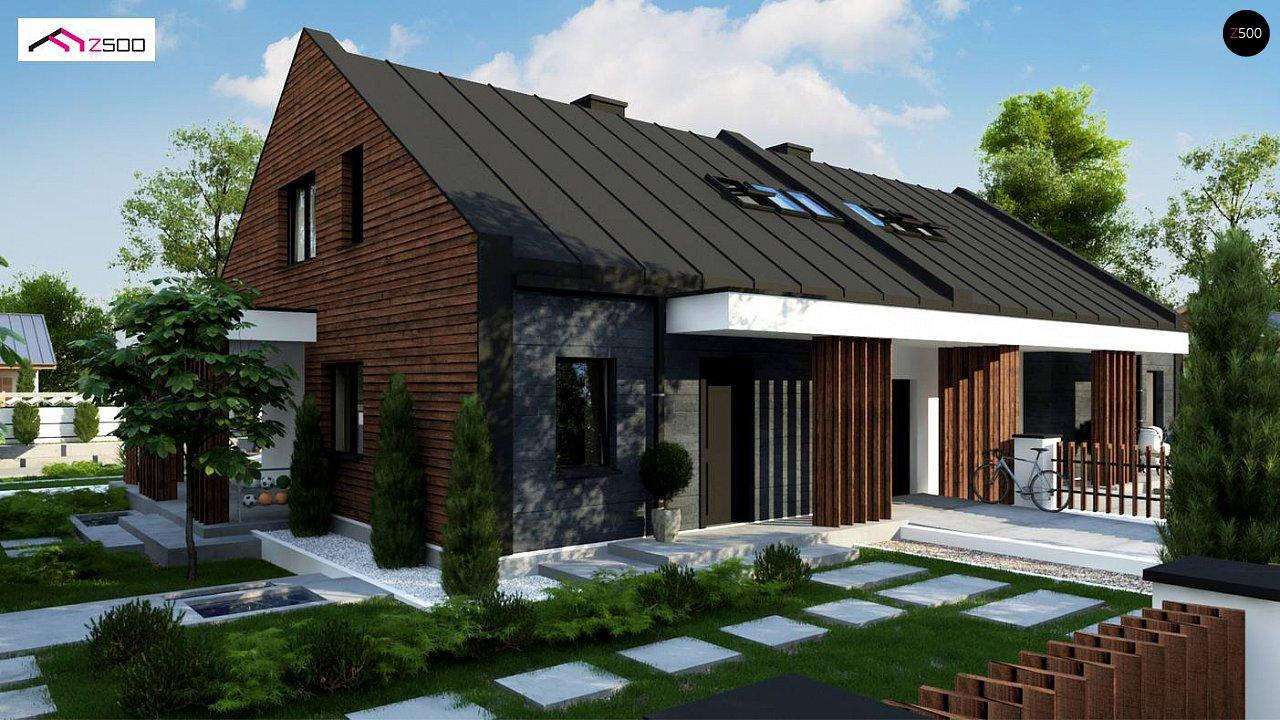 Проект будинку Zb29 - 1