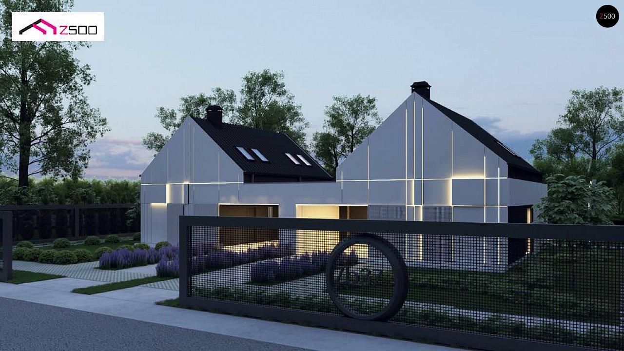 Проект будинку Zb37 - 1