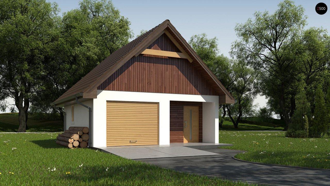 Проект будинку Zg2 - 1