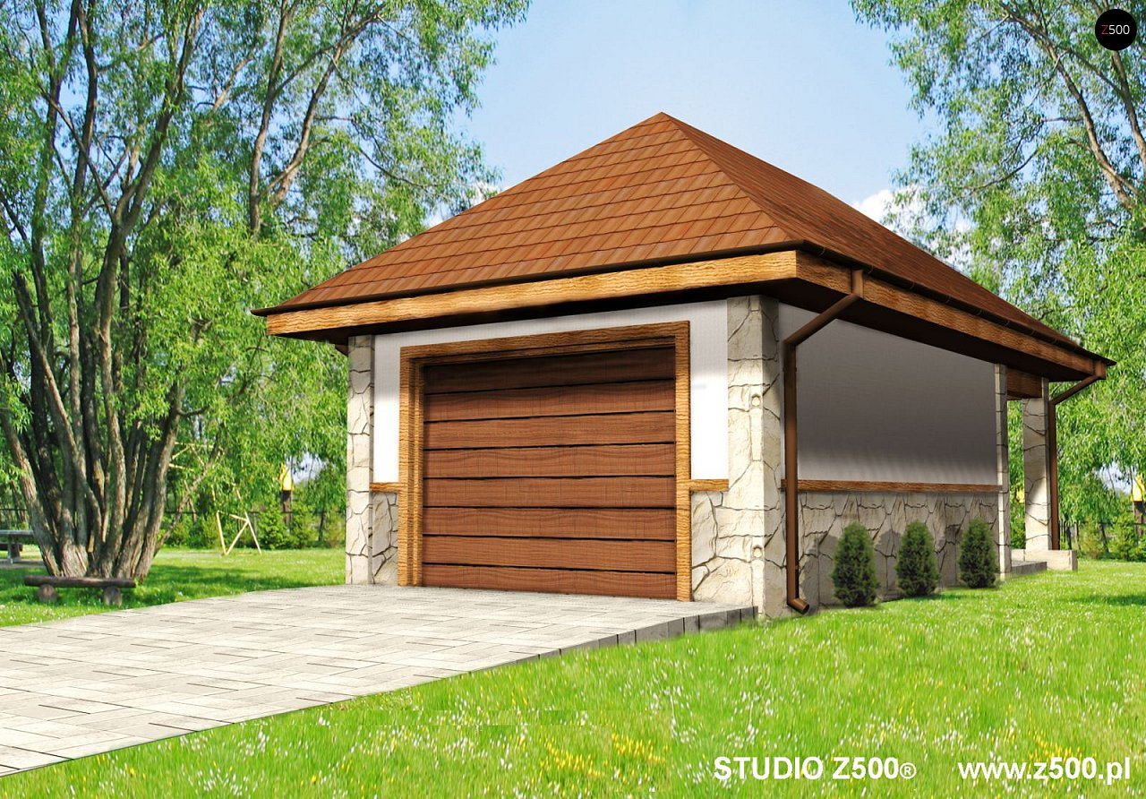 Проект будинку Zg7 - 1