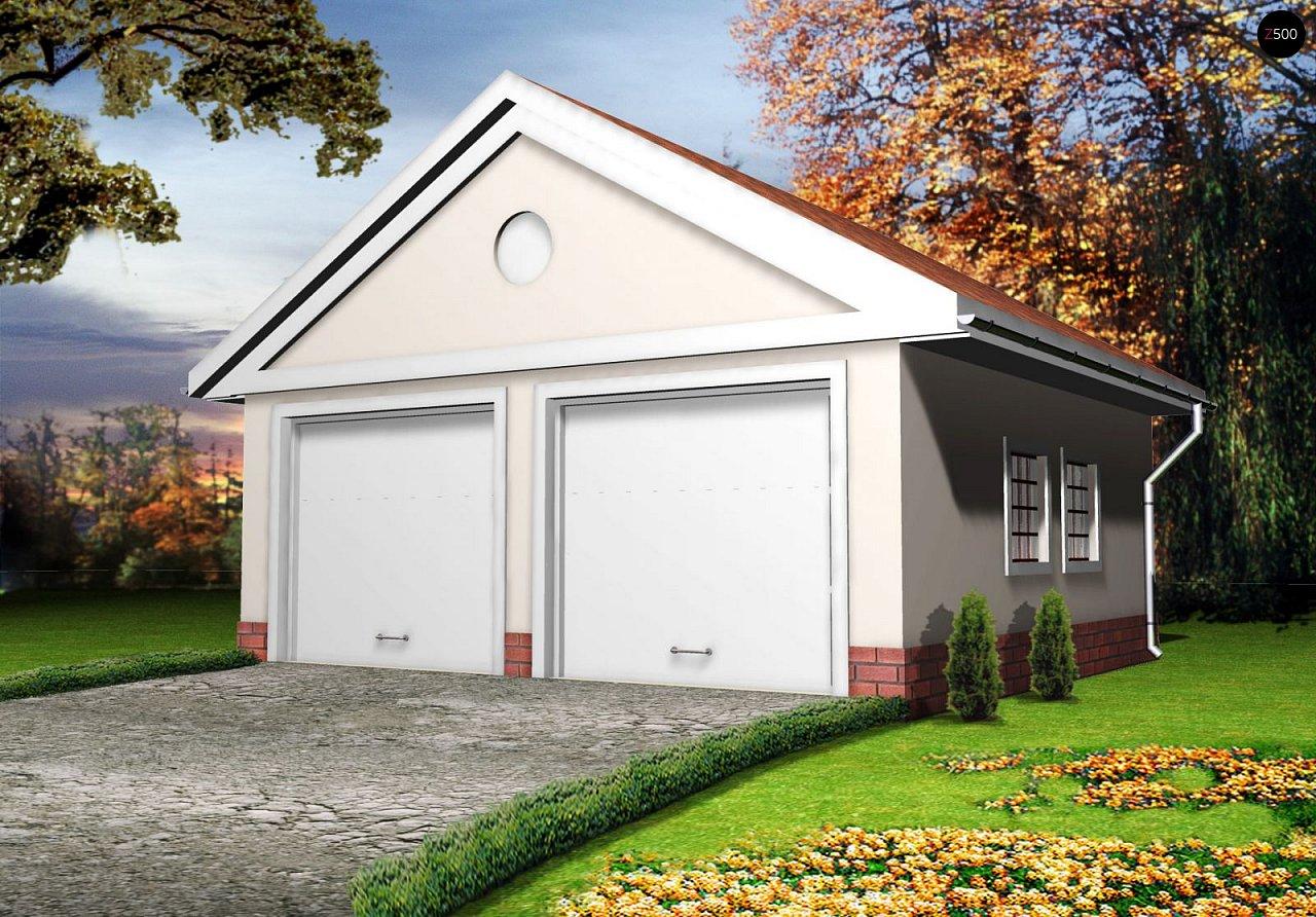 Проект будинку Zg11 - 1
