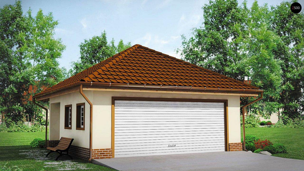 Проект будинку Zg15 - 1