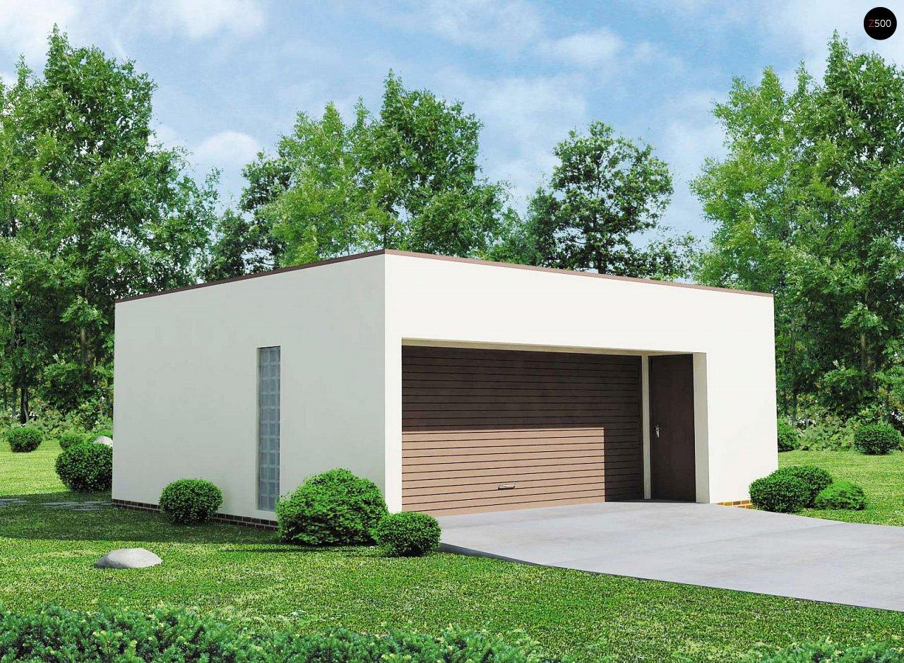 Проект будинку Zg16 - 1
