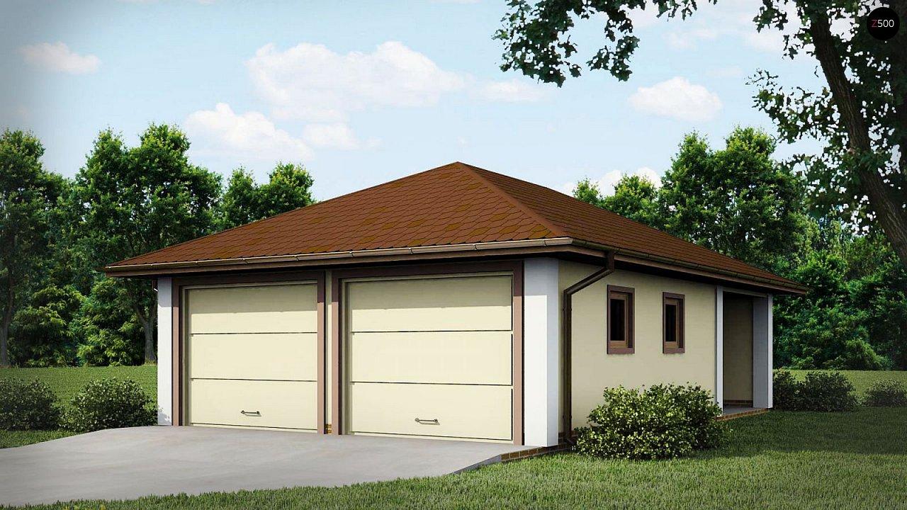 Проект будинку Zg19 - 1