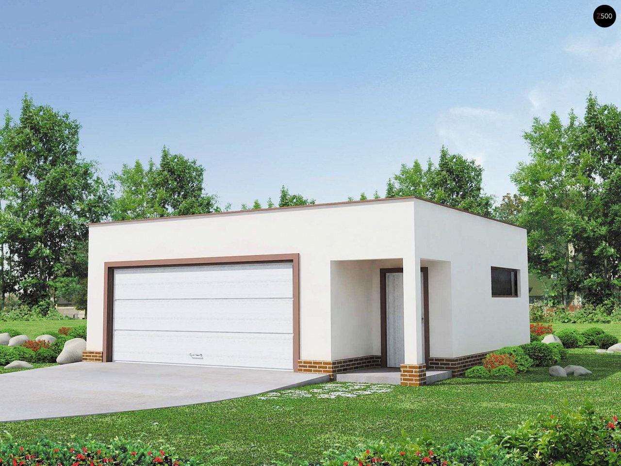 Проект будинку Zg21 - 1