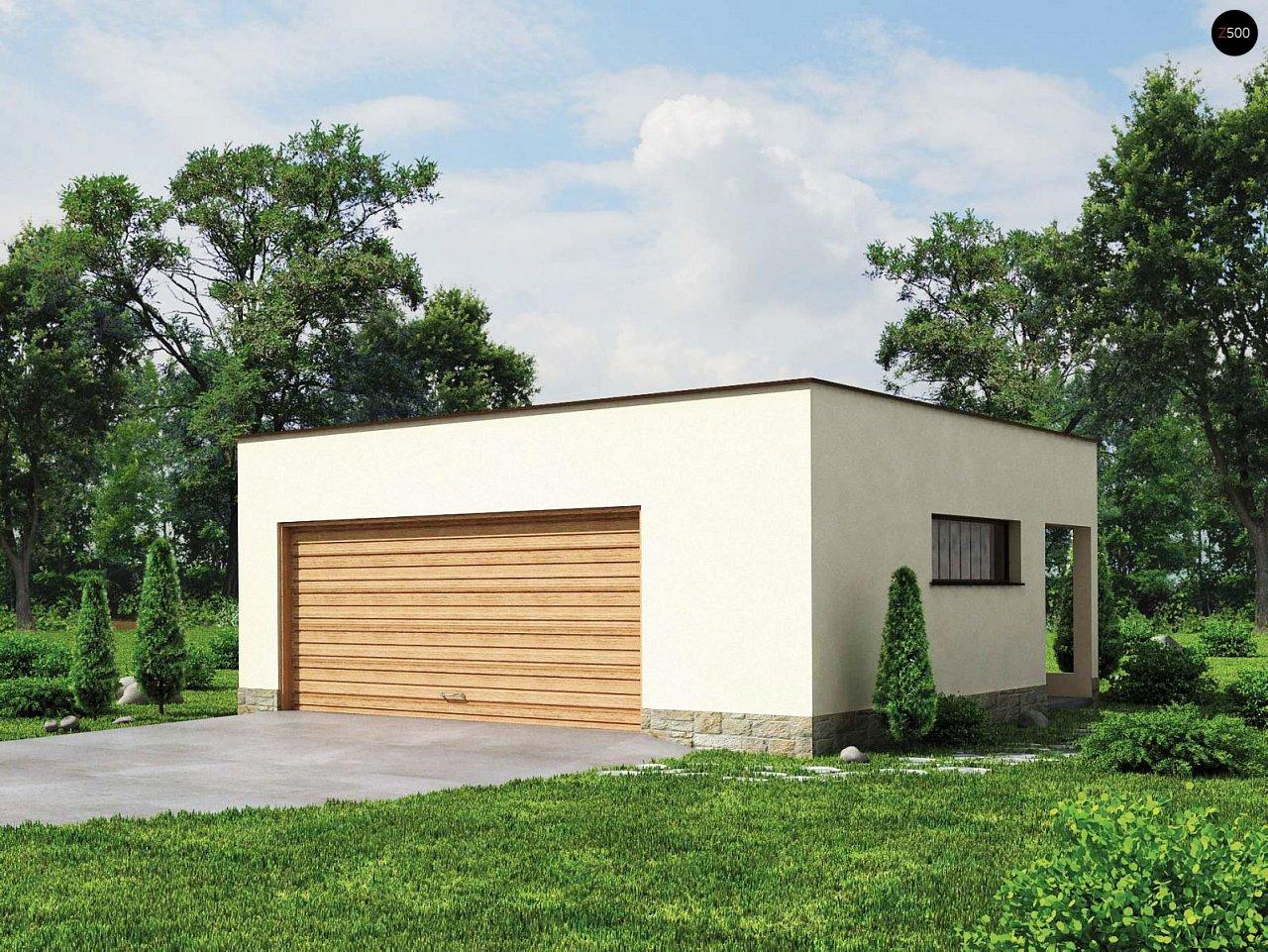 Проект будинку Zg22 - 1