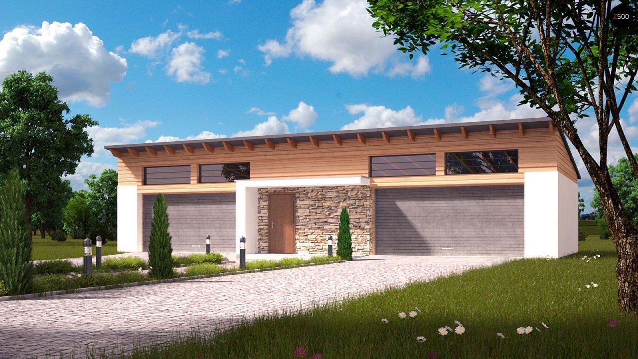 Проект будинку Zg27 - 1