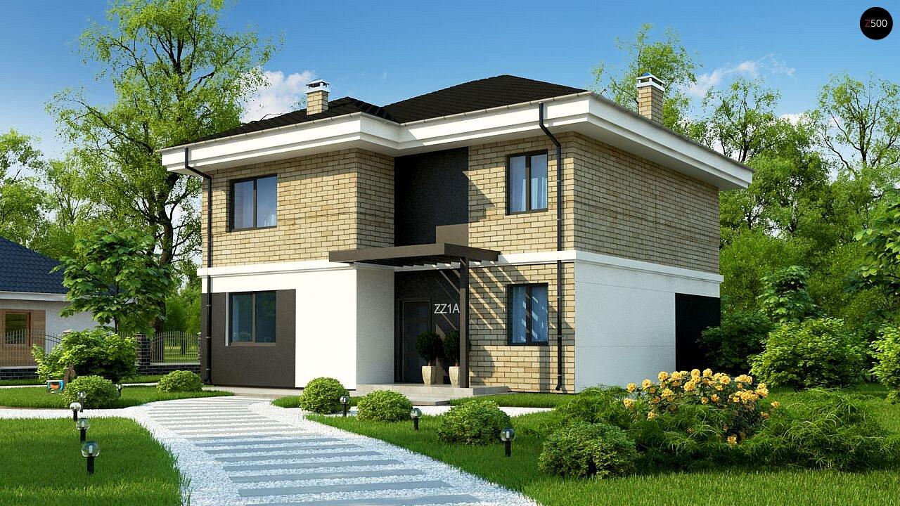 Проект будинку Zz1 a - 1