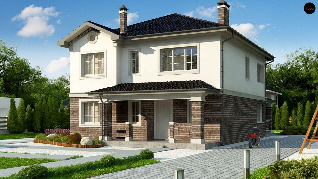 Проект будинку Zz2 L BG - 1