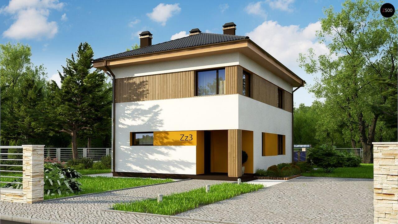 Проект будинку Zz3 - 1