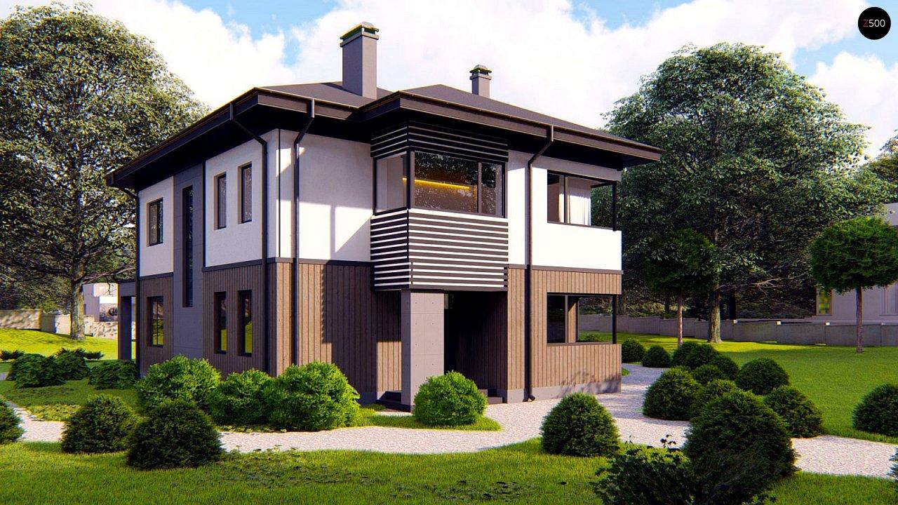 Проект будинку Zz9 - 1