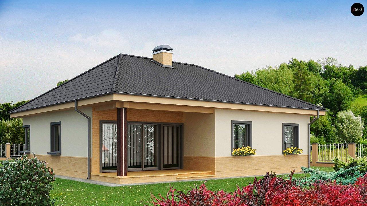 Проект будинку Z24 - 1