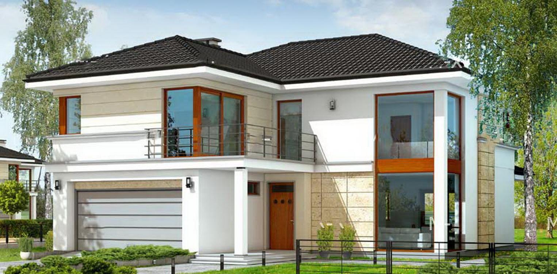 Проект будинку Db 1 - 1