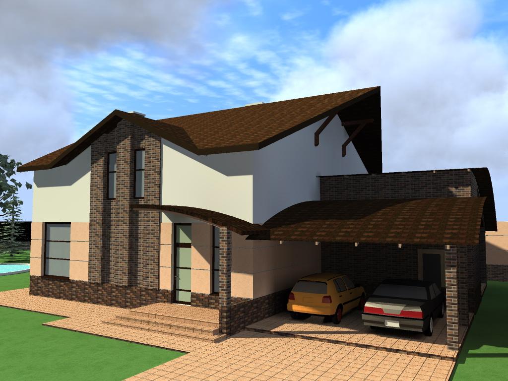 Проект будинку Db 5 - 1