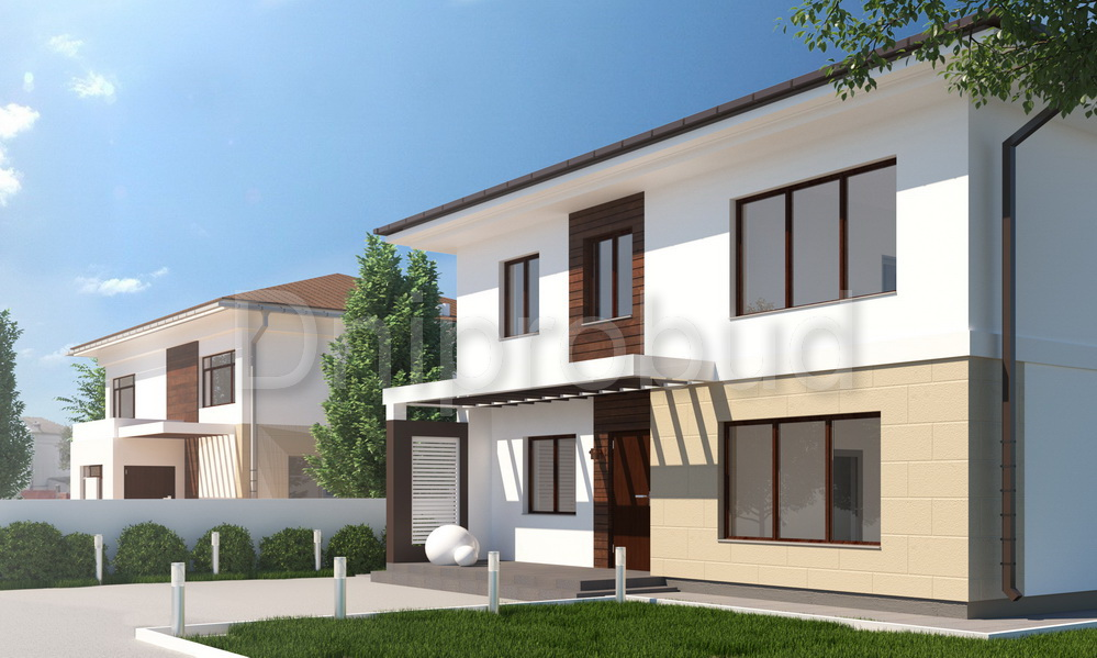 Проект будинку DB 7 - 1