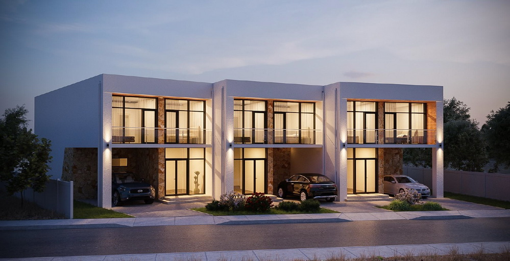 Проект будинку DB 8 - 1