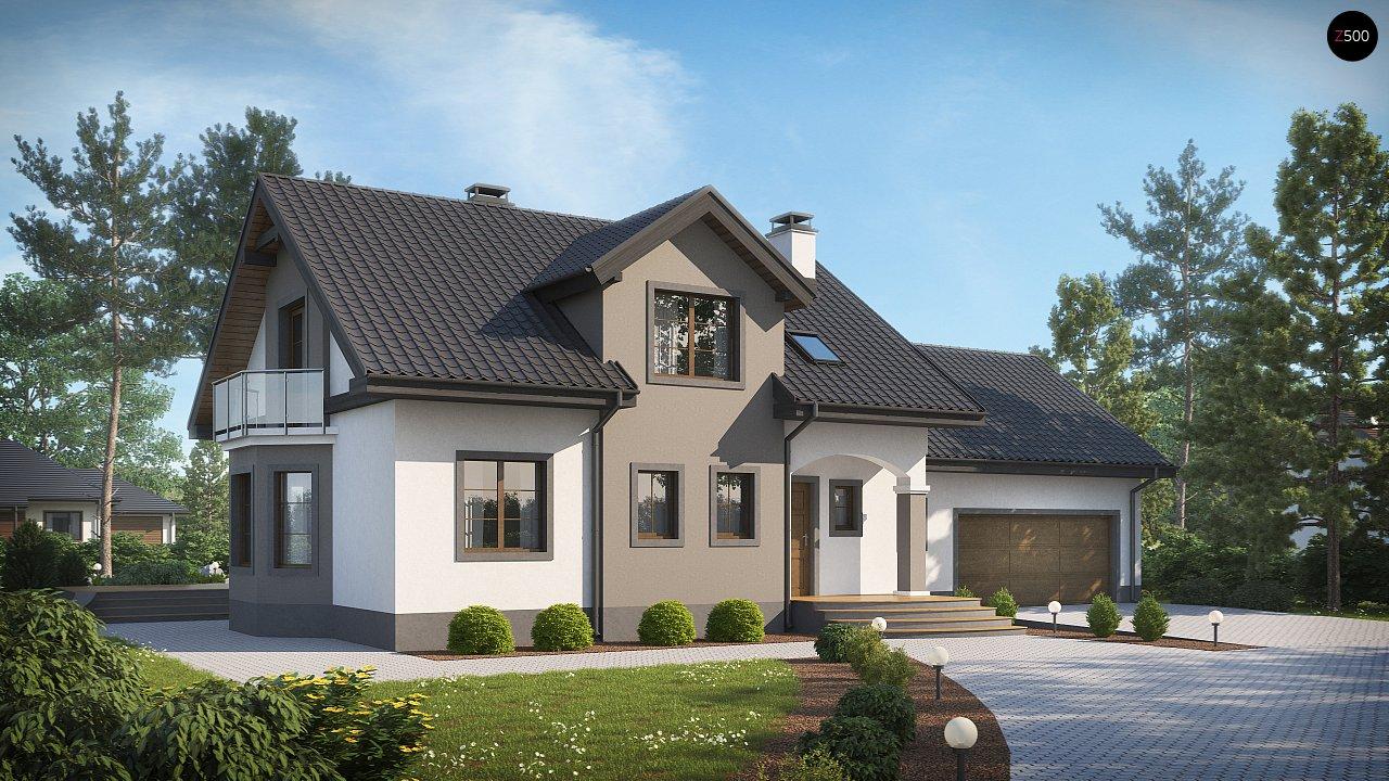 Проект будинку Z28 L GP2 - 1