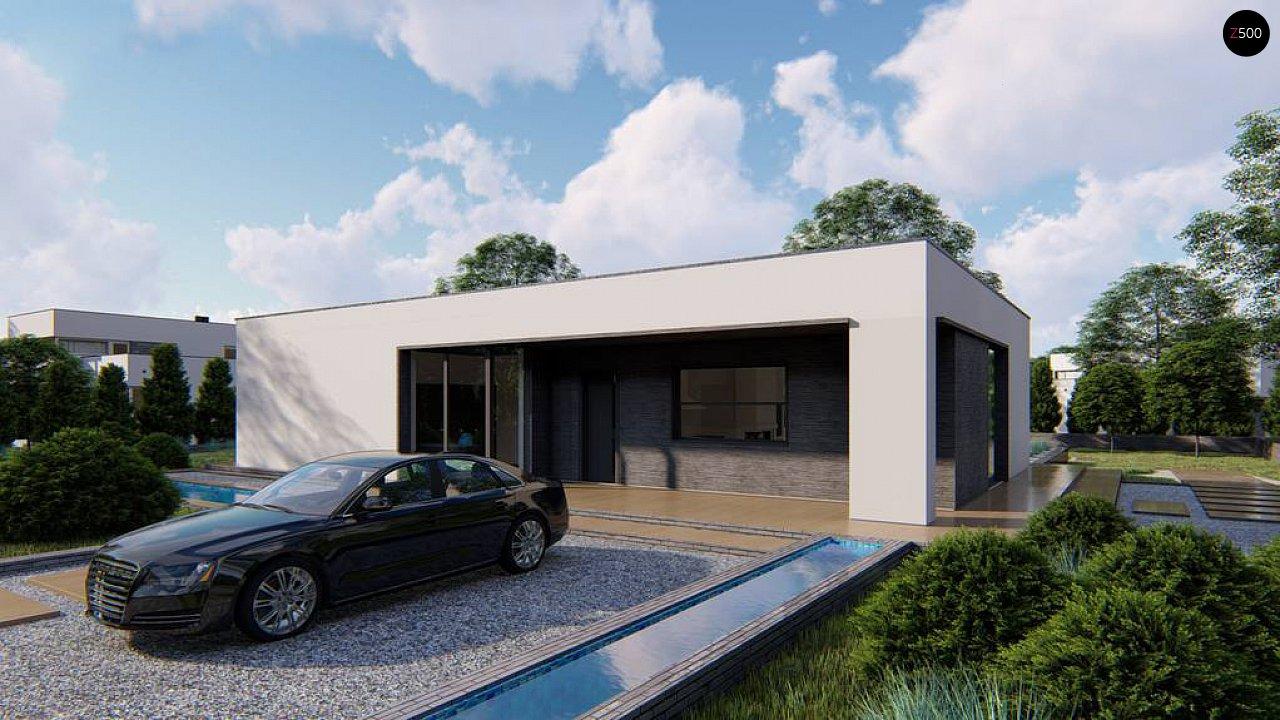 Проект будинку Zx149 - 1