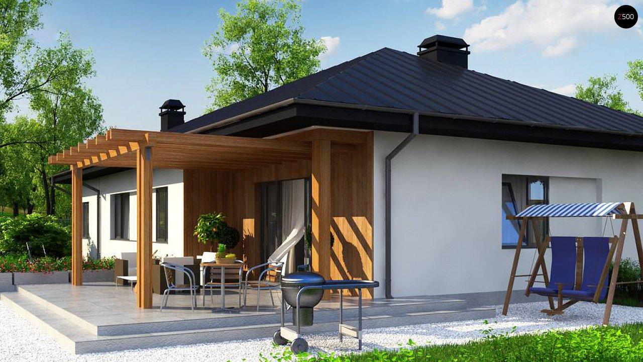 Проект будинку Z176 GP - 1