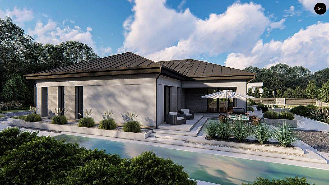 Проект будинку Z471 - 1